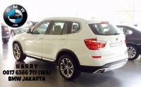 BMW X series: JUAL NEW X3d xDrive 20d xLine 2016, SPECIAL PRICE !! (IMG_1241.JPEG)