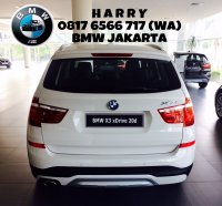 BMW X series: JUAL NEW X3d xDrive 20d xLine 2016, SPECIAL PRICE !! (IMG_1242.JPEG)