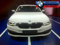 Jual 5 series: All New BMW 520d Luxury G30 2017 Dealer Resmi BMW