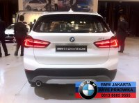 X series: All New BMW X1 sDrive18i xLine Dealer Resmi BMW (BMW X1 2017 White (6).jpg)