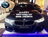 3 series: JUAL NEW BMW 330i M Sport 2017, BEST PRICE !!