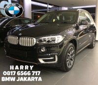 X series: JUAL NEW BMW X5xDrive 35 xLine 2017