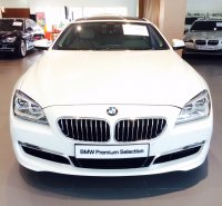 6 series: JUAL BMW 640 Gran Coupe 2012, Good Condition