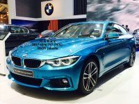4 series: JUAL BMW 440i M Sport Ocean Blue, BEST PRICE
