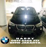 X series: JUAL NEW BMW X1 sDrive 18i xLine (READY)
