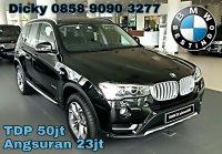 Jual X series: Promo BMW X3 xDrive 20d xLine DP Ringan,