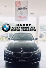 7 series: JUAL 2017 BMW NEW 730 Li SKD, BEST PRICE (1507791411272.JPEG)