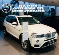 X series: JUAL BMW NEW X3 xDrive 20d 2016, CLEARANCE SALE