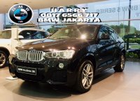 X series: JUAL BMW NEW X4 xDrive 28i Msport 2016, SPECIAL PRICE