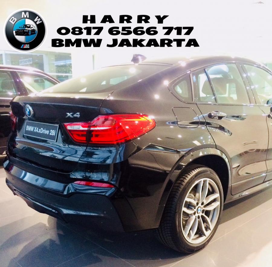 Bmw Xdrive 28i: X Series: JUAL BMW NEW X4 XDrive 28i Msport 2016, SPECIAL