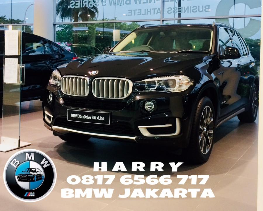 X series: JUAL BMW NEW X5 xDrive 35i xLine 2017, READY ...