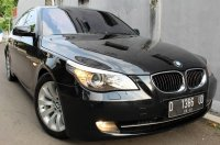 Jual 5 series: BMW E60 523i 2008 Black on Black