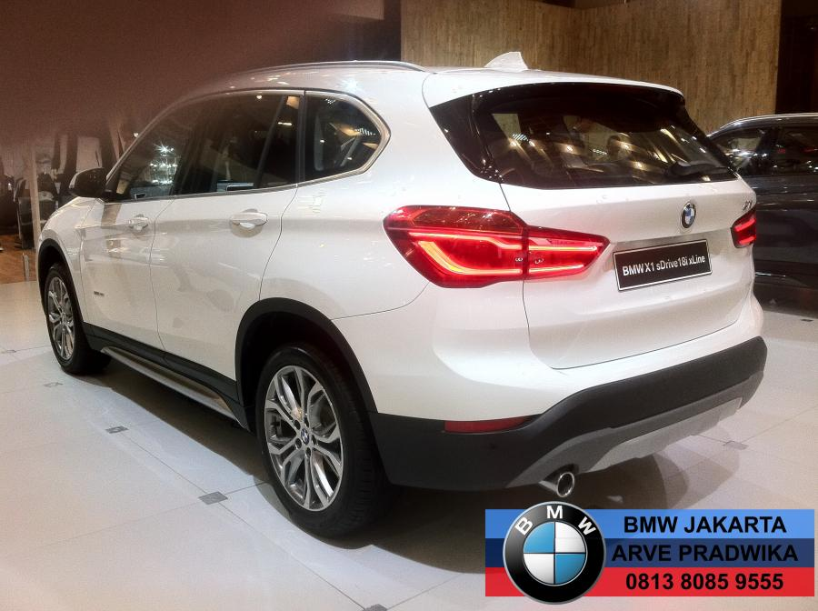 X series: BMW All New X1 sDrive 18i xLine 2017 tenor 5 ...