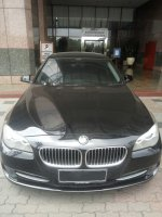 Jual 5 series: BMW 520 i AT Black on Black X Display Dealer Resmi BMW sangat mulus