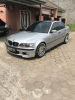 Jual 3 series: Bmw 318i e46 facelift cruizer