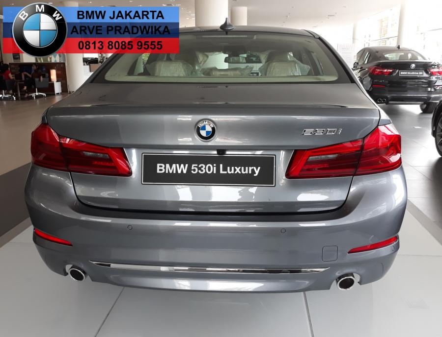 5 series: All New BMW 530i Luxury G30 2017 limiyed stock ...
