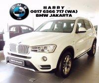Jual X series: New BMW X3d xLine 2016,Special Prize End Year