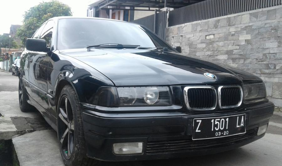 3 series: BMW 320i E36 Manual LE Tahun 1994 Black Edition ...