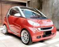 Jual BMW: Smart for two coupe Automatic