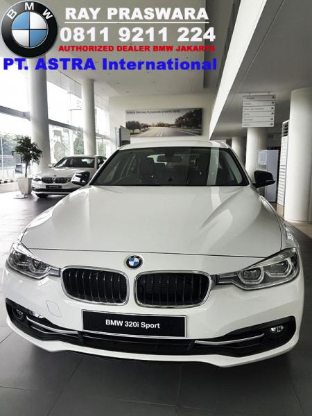3 series: All New BMW 320i Sport 2018 Promo Harga Terbaik ...