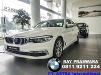 Jual 5 series: Info Harga All New BMW 520d Luxury 2018 Harga Terbaik Dealer ASTRA