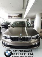 Jual 5 series: Info Harga All New BMW 530i Luxury 2018 Promo Terbaik Dealer BMW ASTRA