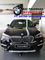 Jual BMW X series: Info Harga All New X1 1.8i xLine 2018 Harga Terbaik Dealer Resmi ASTRA