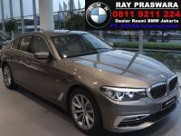 Jual 5 series: Info Harga Promo All New BMW 520i Luxury 2018 Dealer Resmi BMW ASTRA