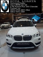 Jual BMW X series: X1 xLine 2018 Feature Upgrade DP Ringan