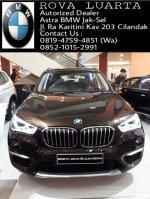 Jual BMW X series: X1 xLine 2018 New Profile Special Bombastis
