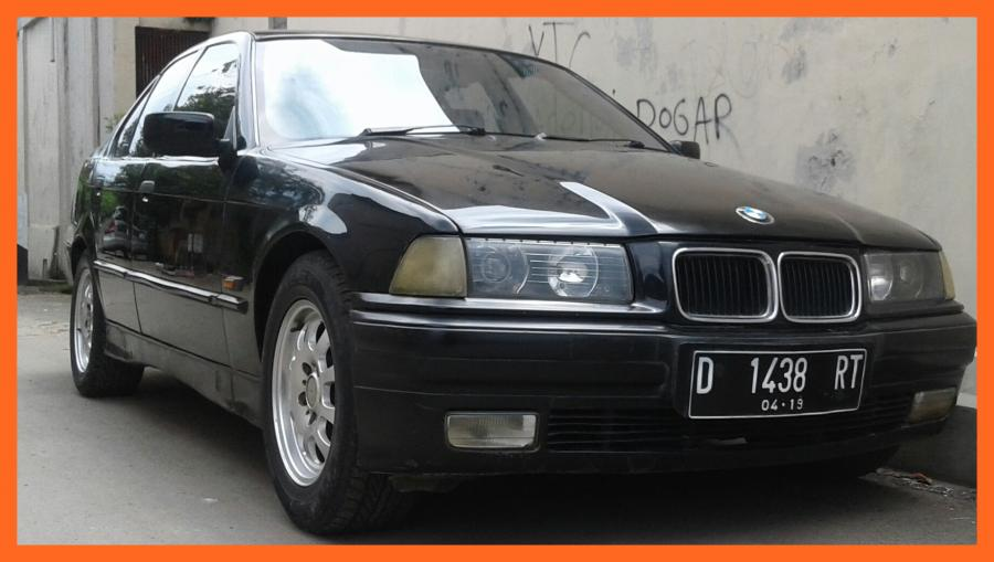 3 series: BMW 320i E36 Manual Limited Tahun 1995 Black ...
