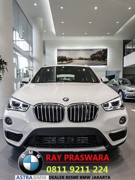 X series: [ Harga Terbaik ] All New BMW X1 1.8i xLine 2018 ...