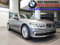 Jual 5 series: All New BMW 530i Luxury 2018 Review Gambar Spesifikasi Best Deal