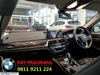 5 series: All New BMW 530i Luxury 2018 Review Gambar Spesifikasi Best Deal (interior bmw 530i luxury black.jpg)
