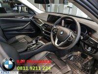 5 series: All New BMW 530i Luxury 2018 Review Gambar Spesifikasi Best Deal (interior bmw 530i luxury black g30.jpg)