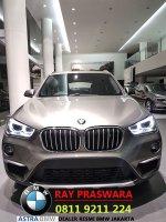 X series: [ BEST DEAL ] All New BMW X1 1.8i xLine 2018 New Profile - Dealer BMW (all new bmw x1 1.8i xline platinum silver 2018 new profile f48.jpg)