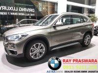 X series: [ BEST DEAL ] All New BMW X1 1.8i xLine 2018 New Profile - Dealer BMW (all new bmw x1 1.8i xline platinum silver 2018 new profile.jpg)