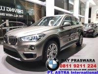 X series: [ BEST DEAL ] All New BMW X1 1.8i xLine 2018 New Profile - Dealer BMW (bmw x1 new profile platinum silver.jpg)