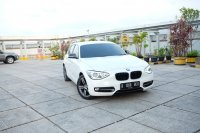 Jual 1 series: BMW 116i F20 AT 2013 Twin Turbo Gan Antik kondisi terawat TDP 80 jtan