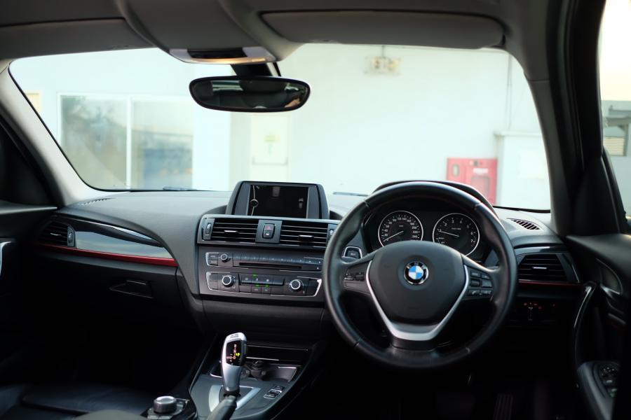 1 series: BMW 116i F20 AT 2013 Twin Turbo Gan Antik ...