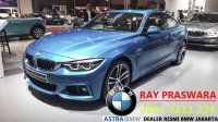Jual 4 series: Info All New BMW 440i Coupe M Sport 2018 Harga Terbaik Dealer BMW