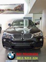 X series: Info All New BMW X4 xDrive 2.8i M Sport 2018 Harga Terbaik Dealer BMW