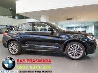 X series: Info All New BMW X4 xDrive 2.8i M Sport 2018 Harga Terbaik Dealer BMW (all new bmw x4 xdrive 2.8i m sport 2018 black saphire.jpg)