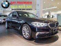 5 series: All New BMW 520i Luxury 2018 Promo Harga Terbaik Dealer BMW Jakarta