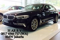 Jual 5 series: New BMW G30 520d Luxury 2017