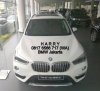 Jual X series: Available BMW X1 sDrive 18i xLine 2019, Promo Extend Warranty