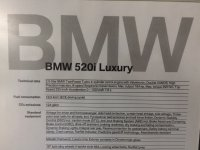 5 series: READY 2018 BMW G30 520i Luxury, Special Price (IMG_3395.JPG)