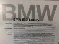 5 series: READY 2018 BMW G30 520i Luxury, Special Price (IMG_3395.JPG)