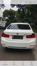 3 series: BMW 320i sport Bensin KM35000 lady driver Automatic (Screenshot_20180504-143906_resized.jpg)