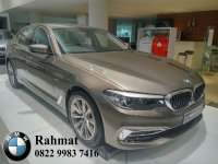 Jual 5 series: Bmw 520 i luxury promo terbaru 2018